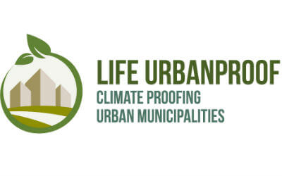 LIFE UrbanProof is a LIFE project dealing with climate change adaptation